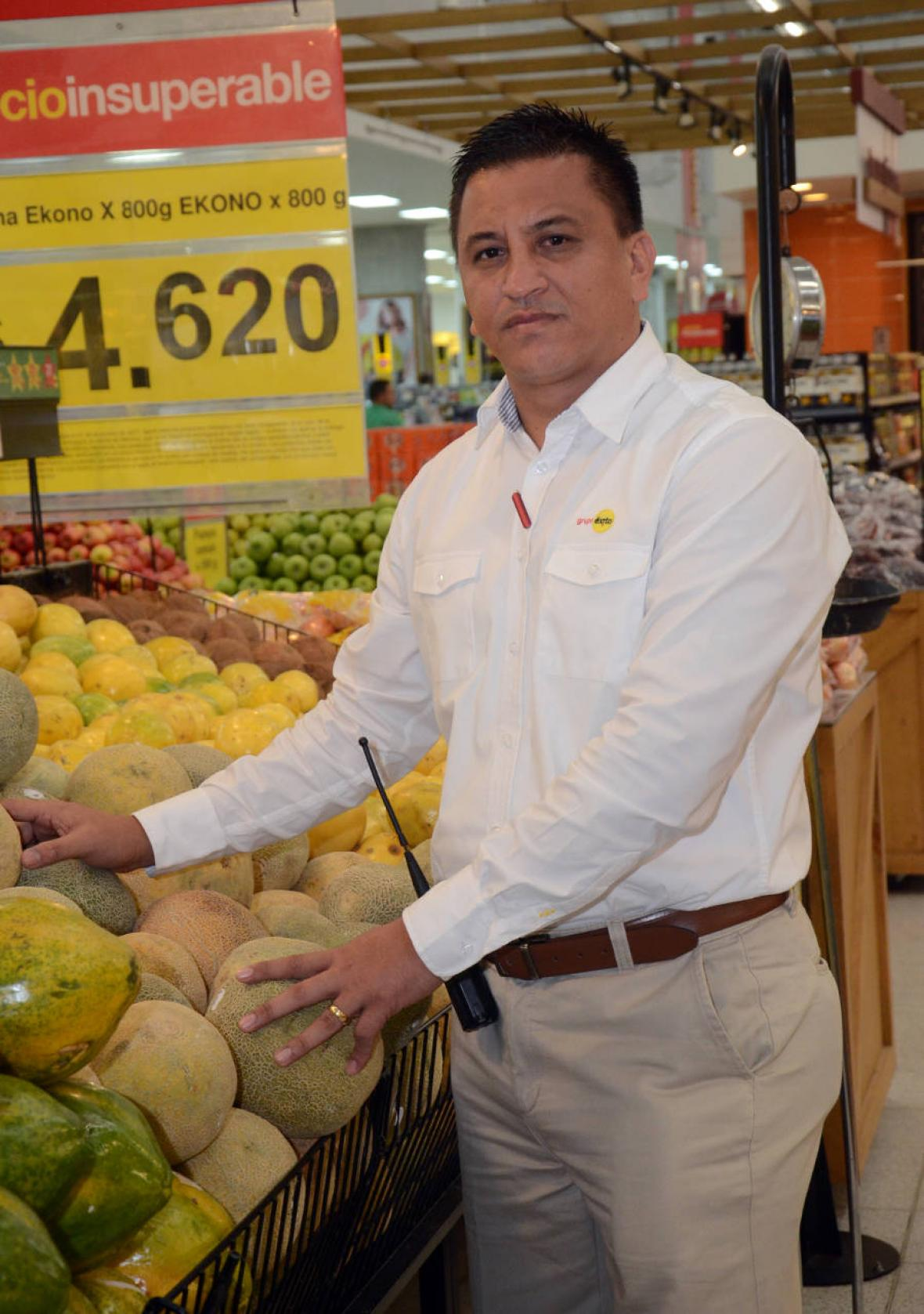 Gustavo Paternina, ex arquero del Junior, hoy gerente del Viva Barranquilla.