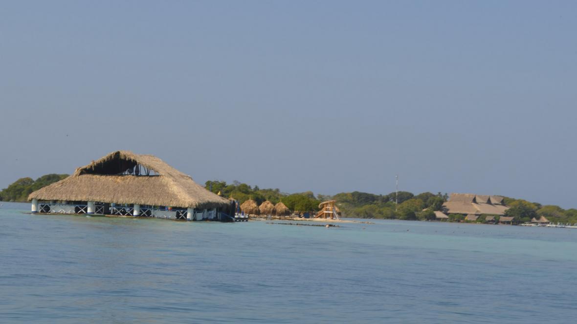 El archipiélago de San Bernardo está compuesto por 10 islas.