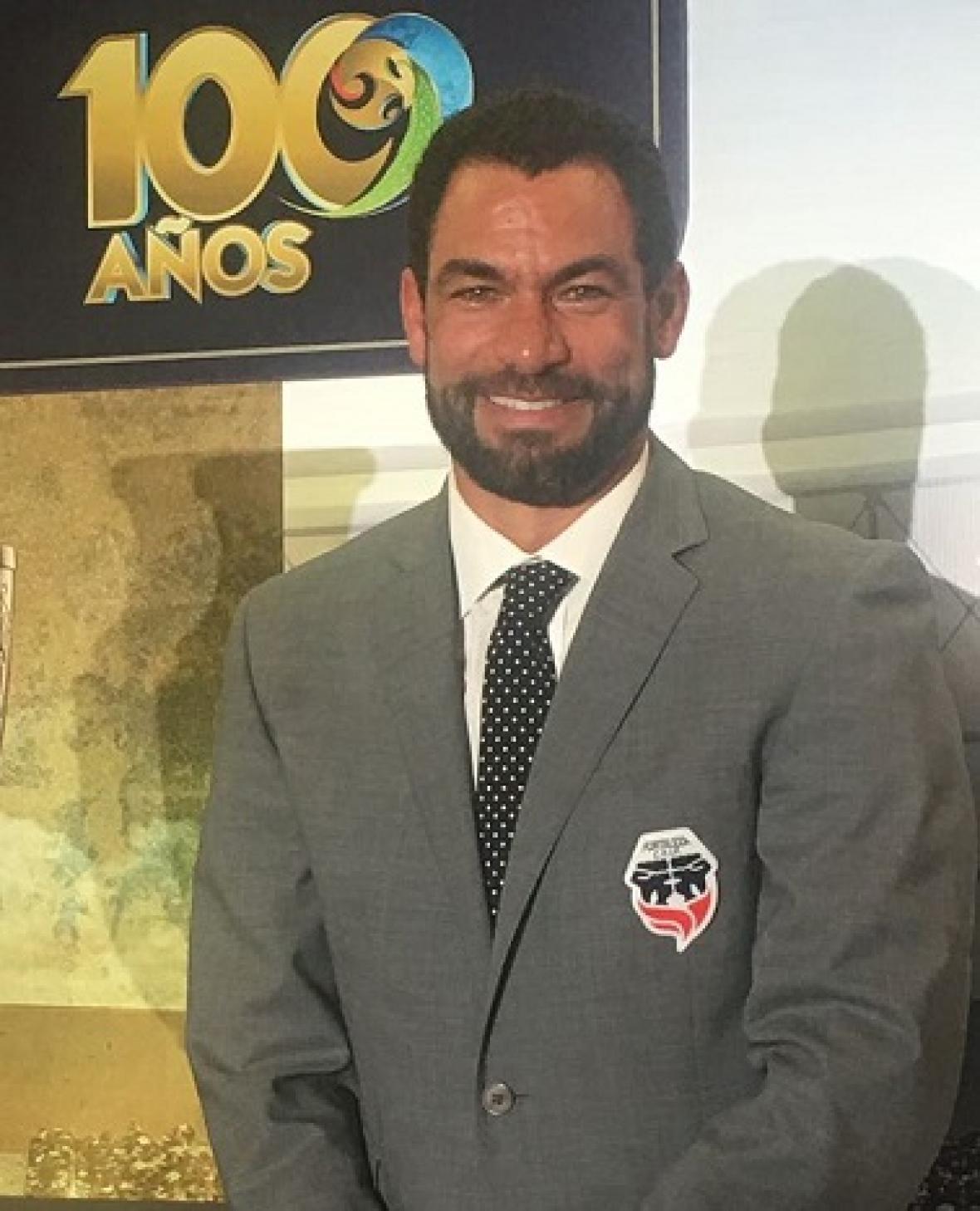Ricardo Pérez Tamayo, fundador y presidente de Academia Futbolmanía Gato Pérez y Fortaleza Fútbol Club.