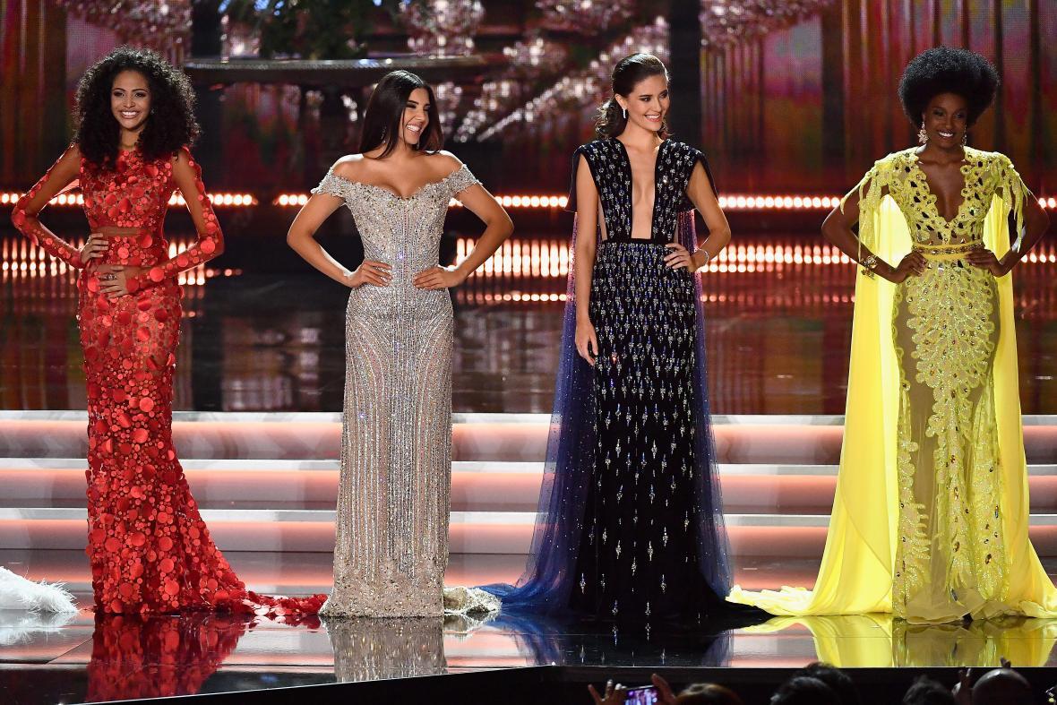 La colombiana Laura González siempre fue una de las favoritas en esta edición 2017 de Miss Universo,