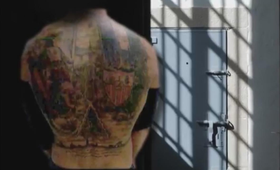 'El gordo', uno del grupo, ya estuvo en prisión.