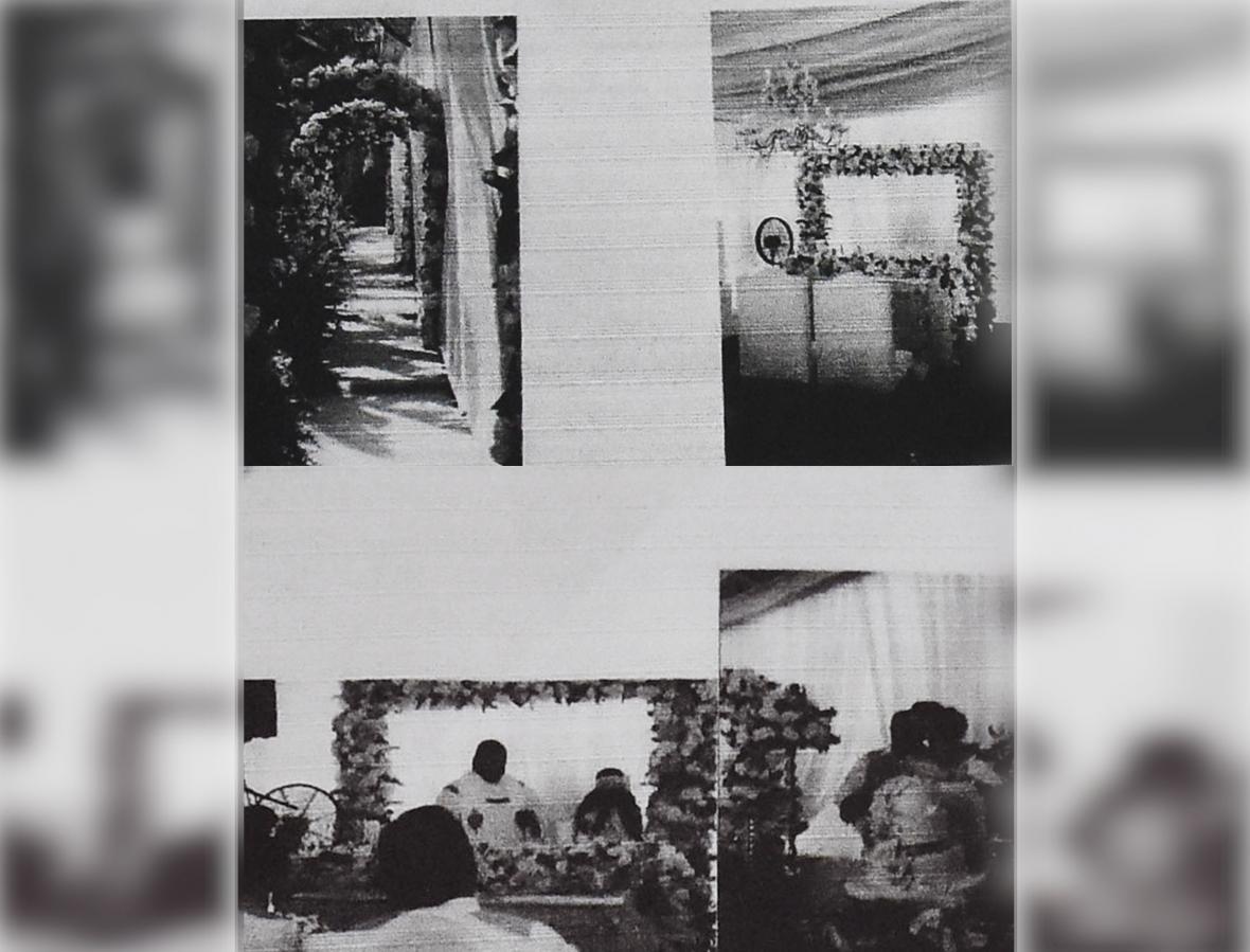 Copia de las fotografías que están anexadas en el informe.