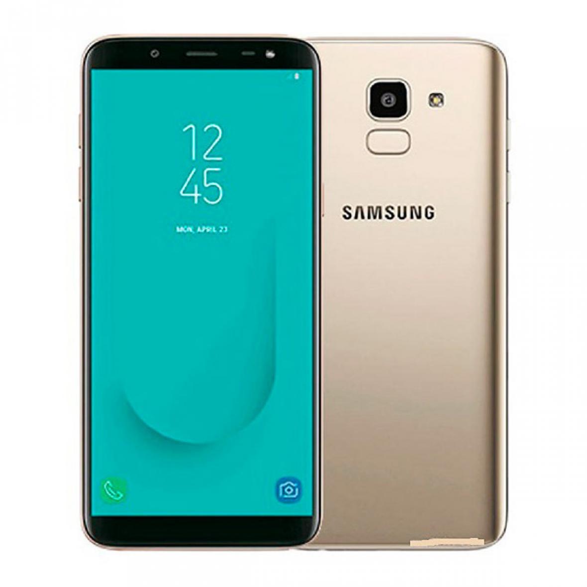 Gama media: esta gama de celulares va desde los $400.000 hasta los $900.000. Aquí se encuentran ofertados dispositivos que combinan grandes pantallas con buenas cámaras y un óptimo rendimiento a un precio al que pueden acceder muchos usuarios. En la imagen el Samsung Galaxy J6.