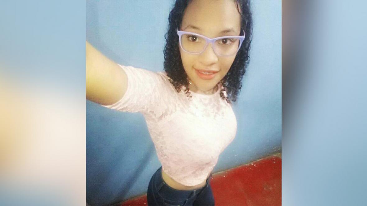 Dayana Solano Sanjuán, la joven de Baranoa que fue asesinada en marzo de este año.