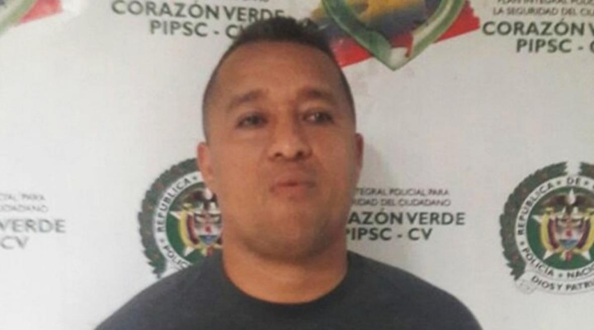 Franklin González Luna, alias Malembe.