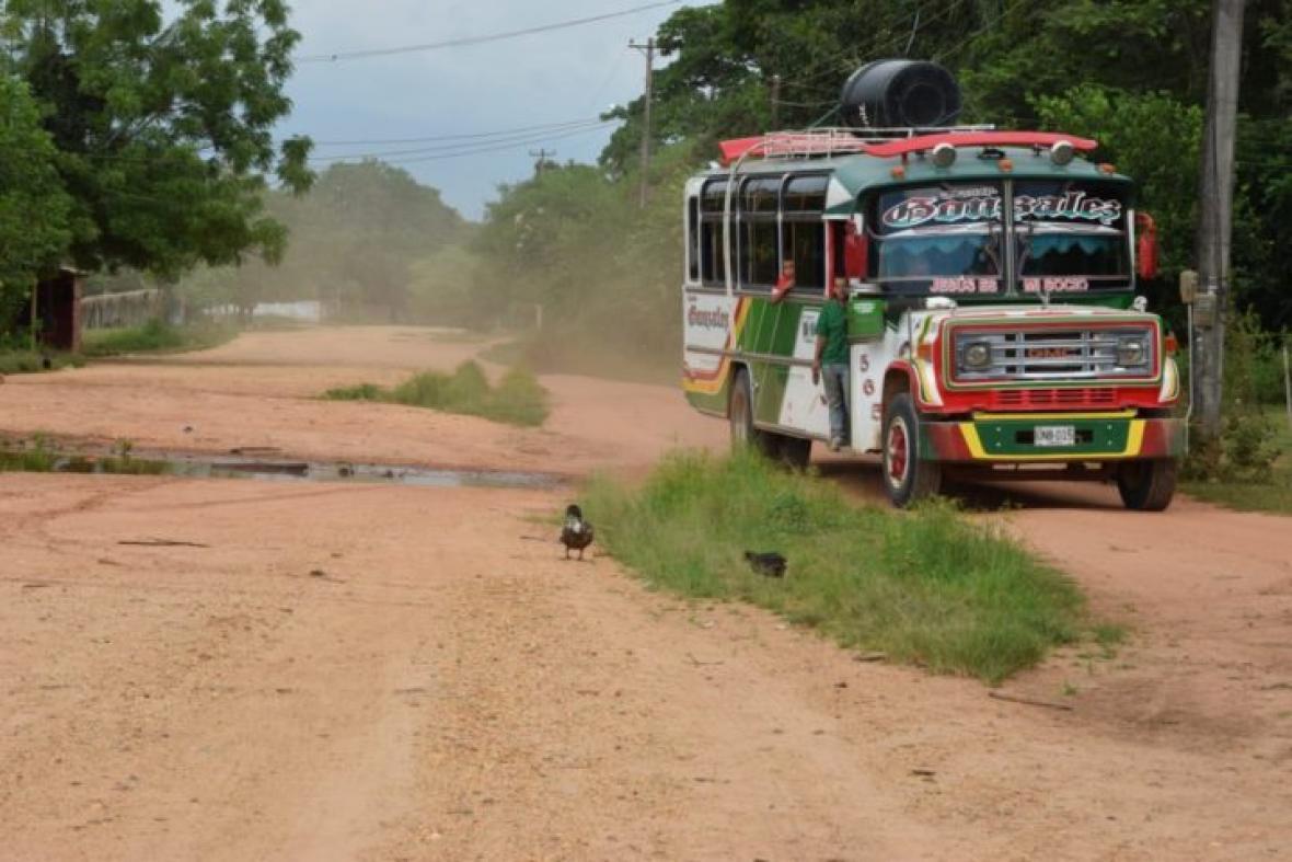 La pavimentacion de los 40  kilometros se hara en dos frentes.
