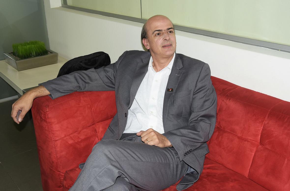 Luis Felipe Jaramillo.