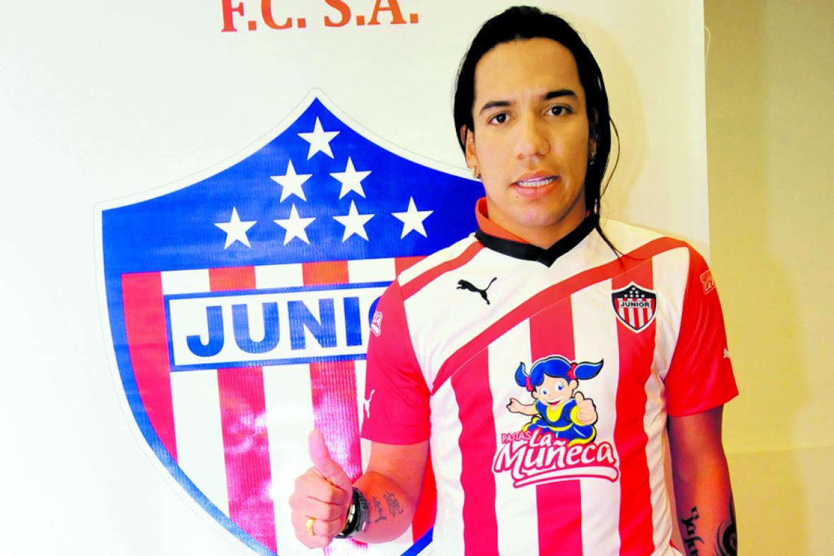 Dayro Moreno (2012 II): Su contratación resultó rimbombante porque andaba en un nivel alto.