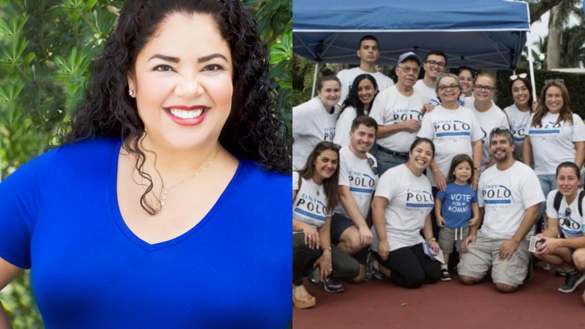 La primera victoria la alcanzó el 28 de agosto de este año durante la Elección Primaria, en la que derrotó a su contrincante demócrata obteniendo el 66% de los votos.