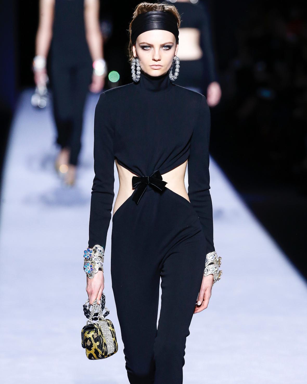 Desfile de Tom Ford, en la Semana de la Moda de Nueva York.
