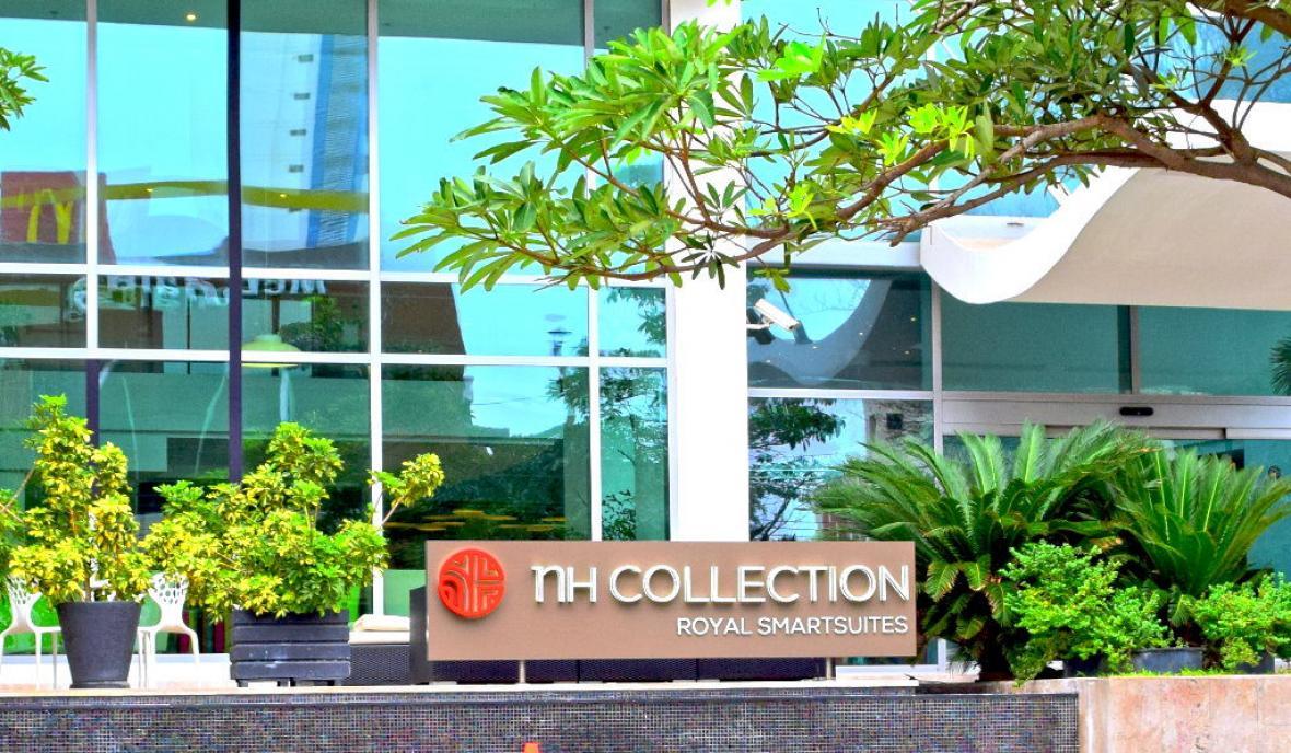 Nh collection smartsuites de Barranquilla.