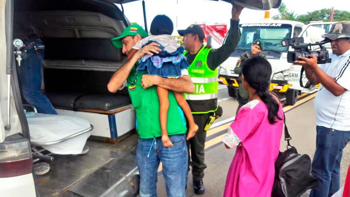 A 69 aumentan los niños muertos por desnutrición en La Guajira — COLOMBIA