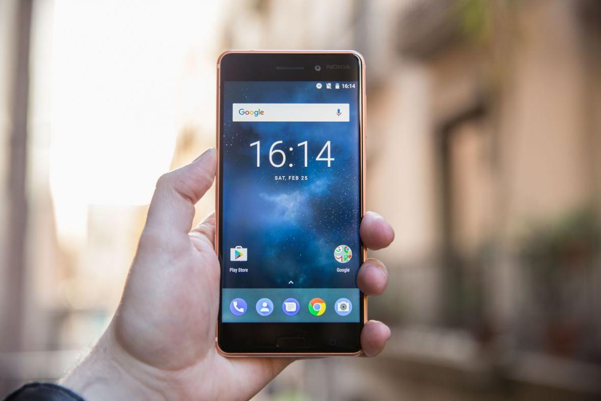 Nokia vuelve al ruedo con su nuevo teléfono, el 'Nokia 6'