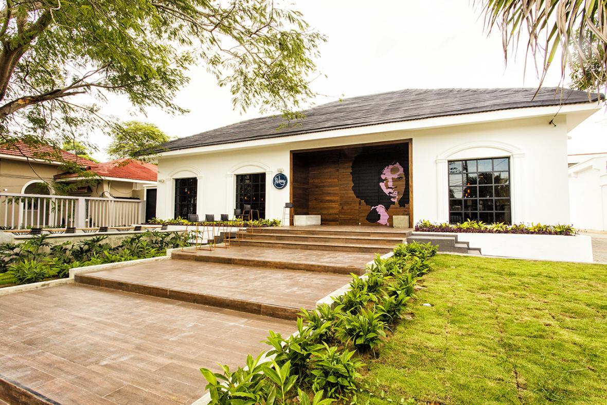 Fachada del restaurante Paloma, ubicado en la carrera 55 No. 74-125, en el Viejo Prado de Barranquilla.