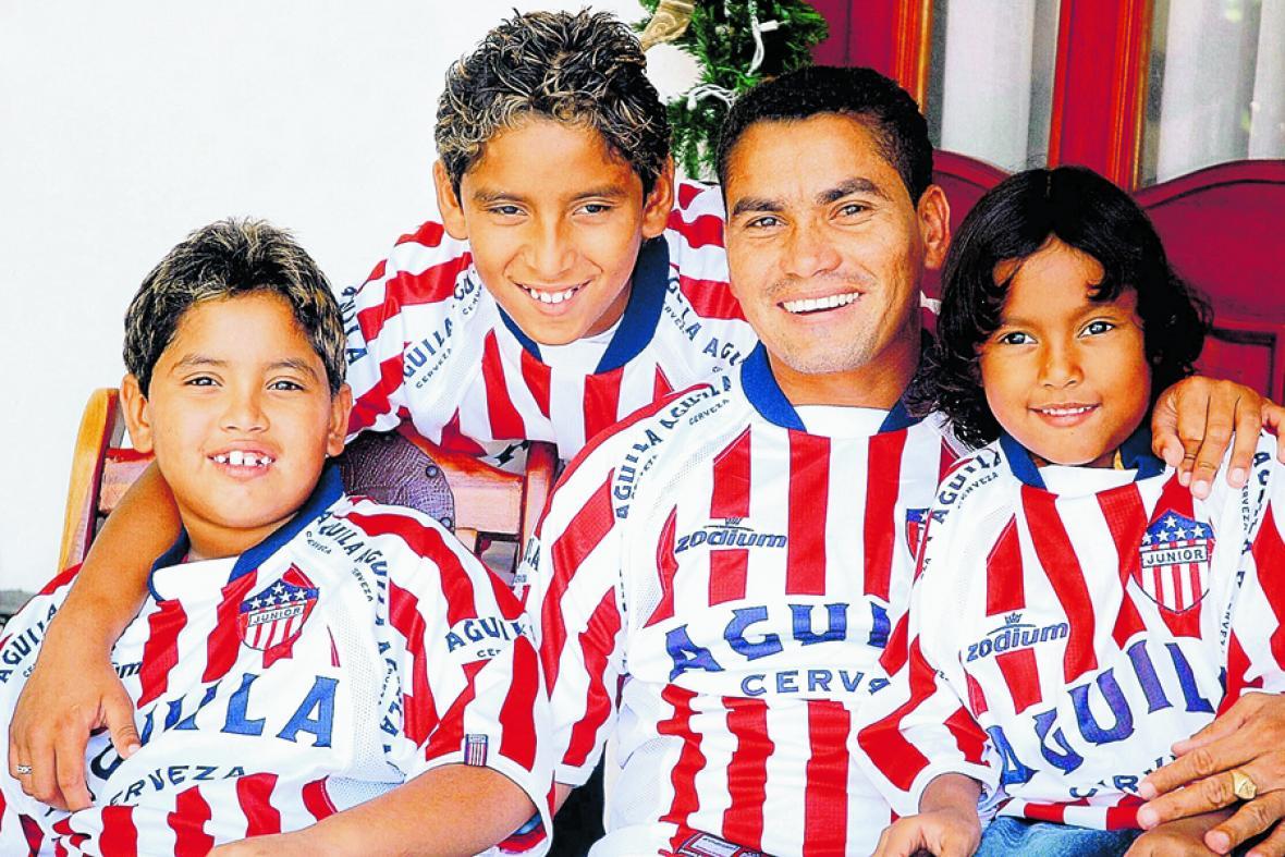 Víctor Pacheco (2006 I): Junior repatrió a uno de los ídolos del club después de varios años en el fútbol mexicano.