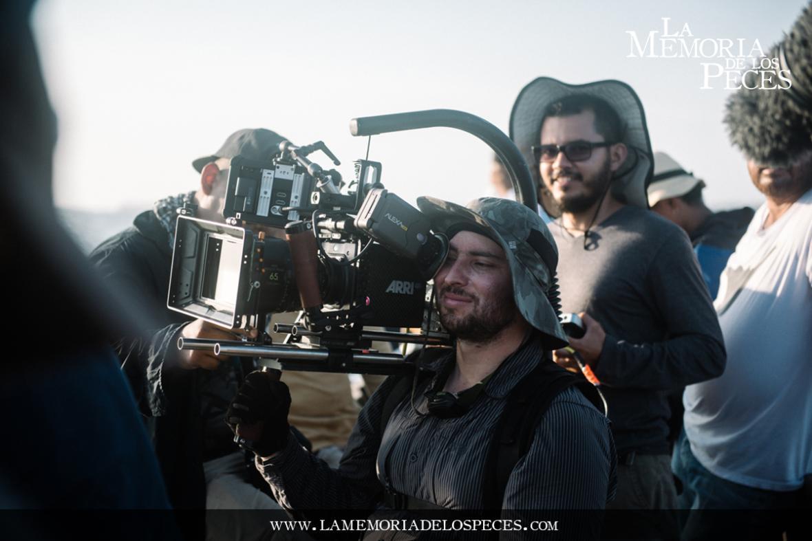 El cortometraje es dirigido y co-escrito por Christian Mejía Carrascal.