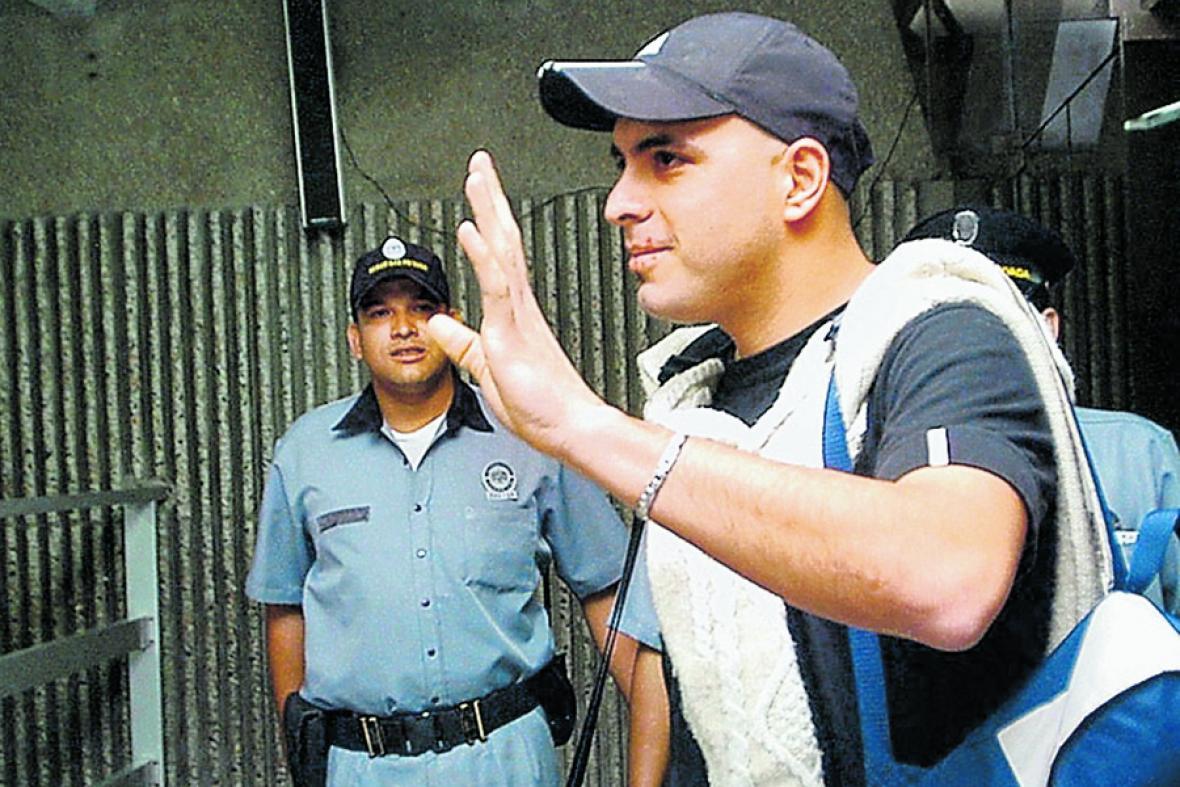 Omar Pérez (2006 II): Su retorno luego de su paso por Jaguares de México levantó una gran expectativa.