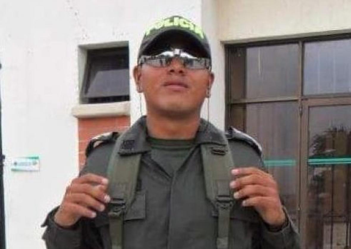Brayan Jesús Tuirán Cabrera, asesinado.