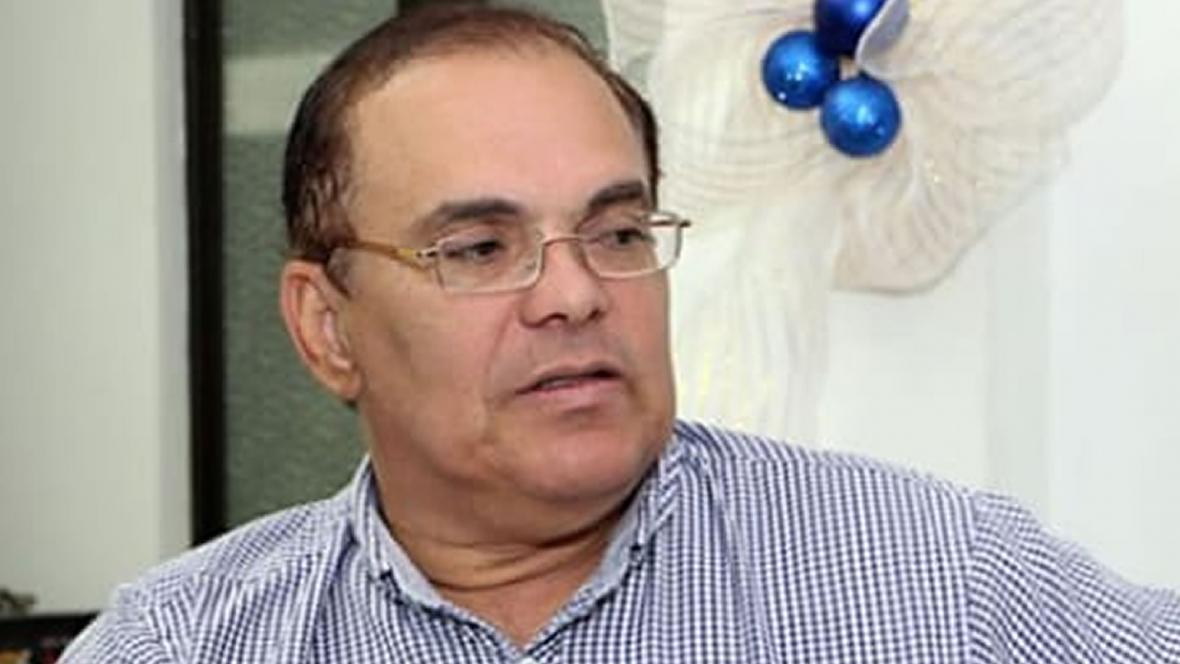 Jairo Hernández Villazón, director IPS Hombres de Bien.