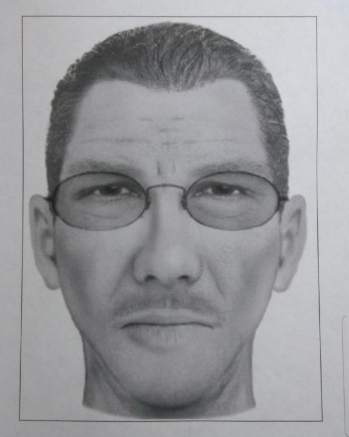 Retrato hablado de tercer terrorista que busca Policia por ataque en Barranquilla