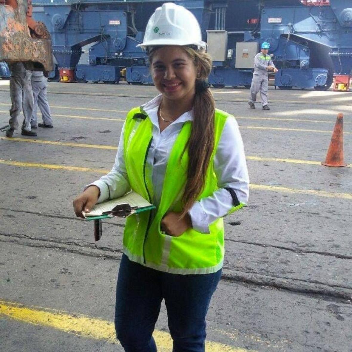 Albania Gabriela Betancourt Torres.