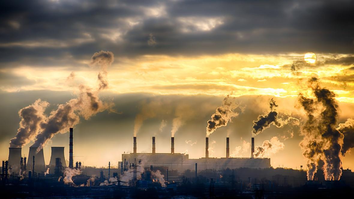 Las emisiones de gases de efecto invernadero provocaron un alza de 1ºC de la temperatura media del Mundo.