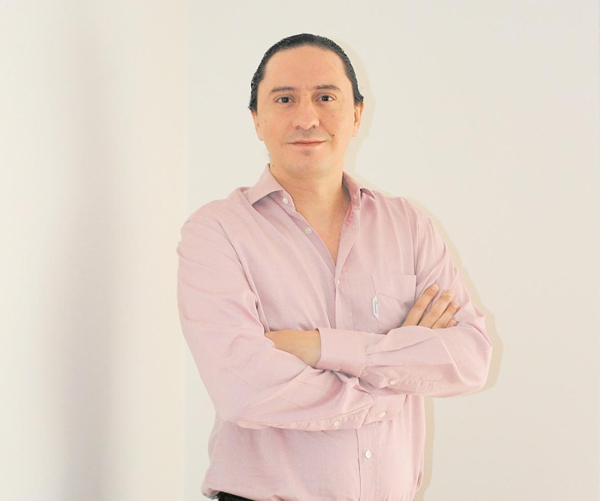 Thierry Ways, gerente de operaciones de La Parisienne.