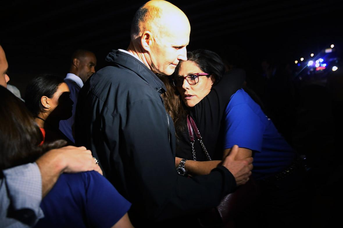Al menos una veintena de heridos por tiroteo en colegio — Florida