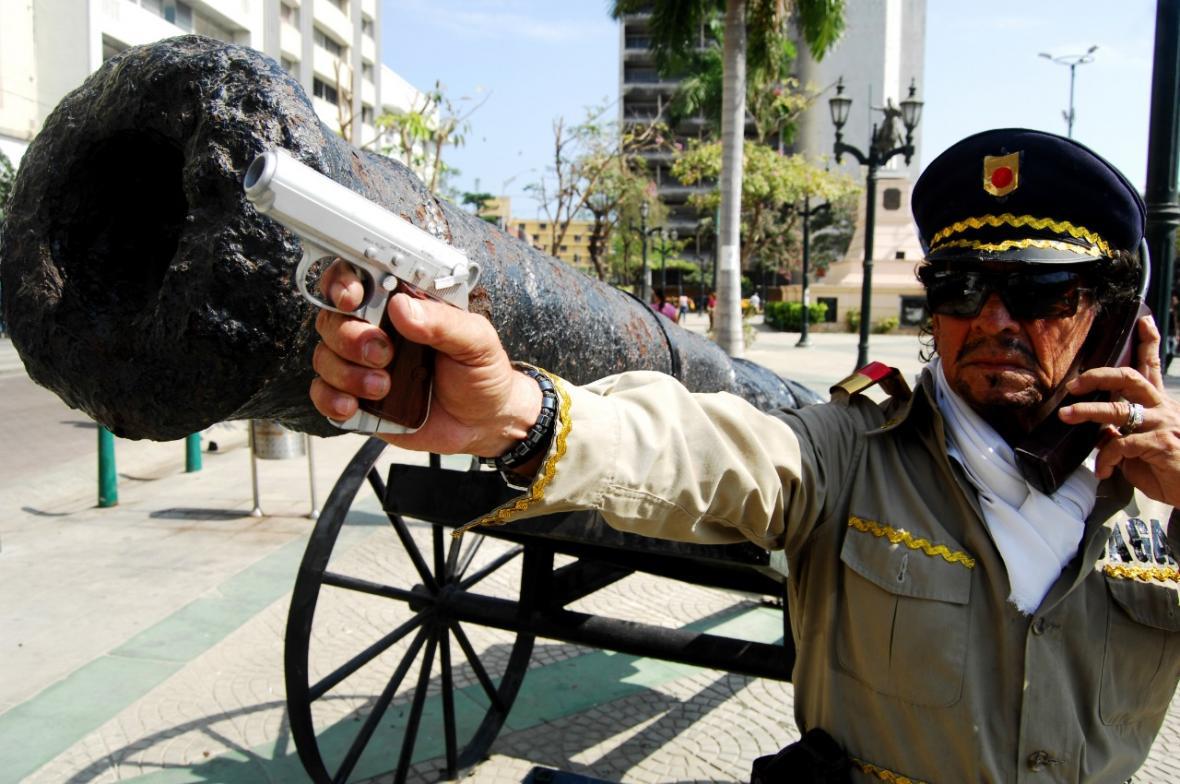 Esta imagen acompañó una crónica sobre Bruno que se publicó en EL HERALDO.