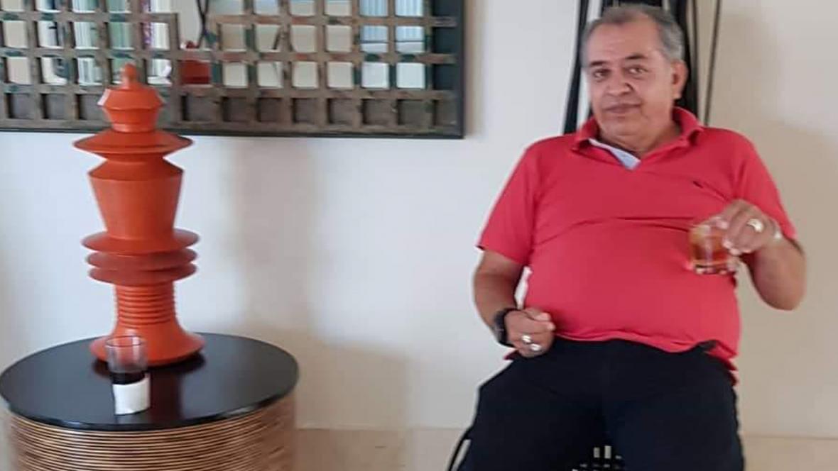 Pedro Loaiza Morales, 54 years old.