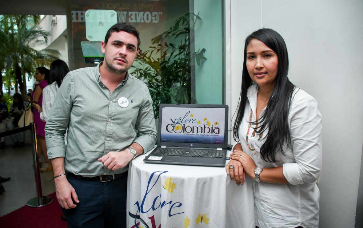 Los creadores de Xplora Colombia.