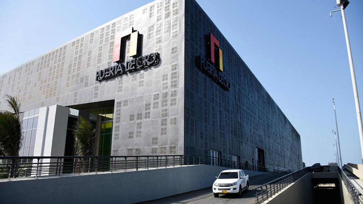 Presidente Inaugura Hoy Oficialmente El Centro De Eventos