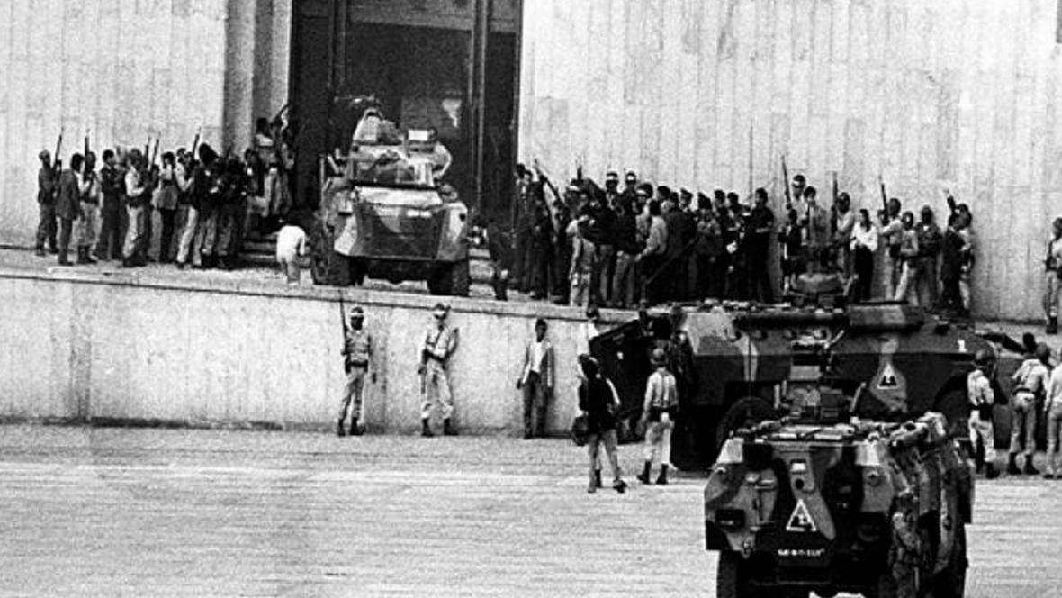 La toma al Palacio de Justicia, el 6 de noviembre de 1985, dejó 98 muertos entre ellos Nurys Gutiérrez.