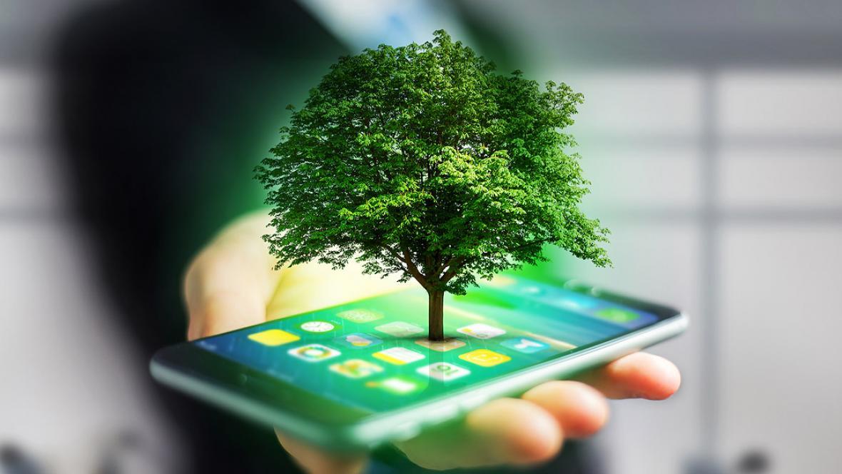 Las nuevas tecnologías aportan al crecimiento económico, cuidando el medio ambiente y el bienestar social.