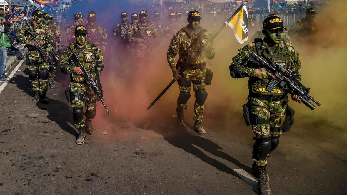 Desde que Iván Duque asumió el mandato el Ejército ha sido objeto de duros reparos y señalamientos.