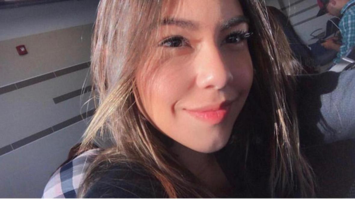 Valentina González Medina, fallecida.