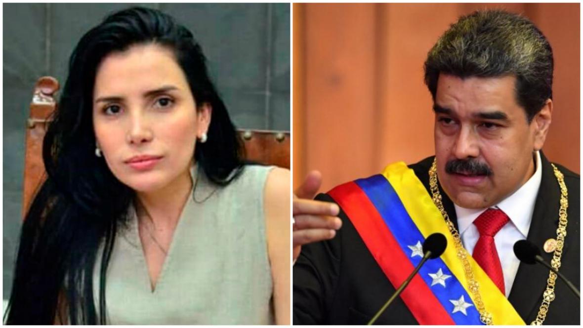 La captura de Aida Merlano le dio un  nuevo juego político al presidente de Venezuela, Nicolás Maduro.