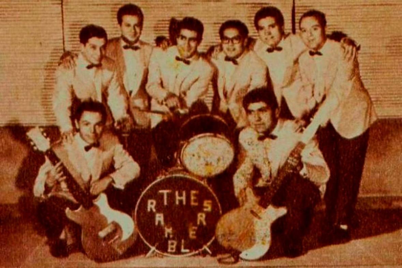 Imagen de la banda chilena 'The Ramblers'.