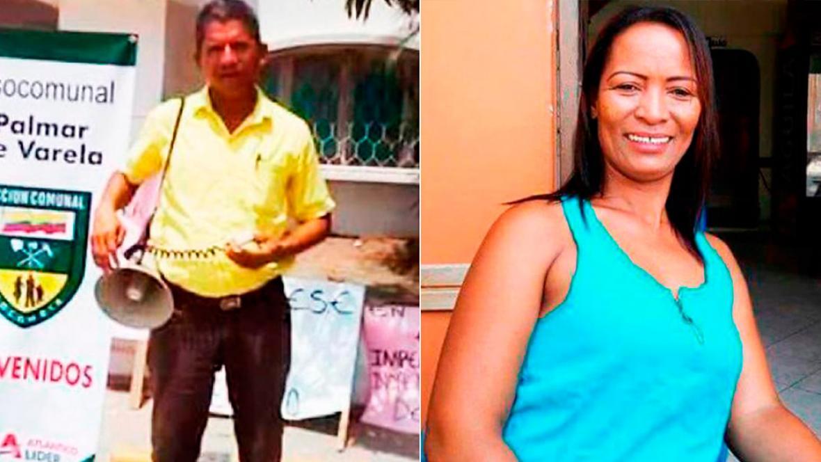 Resultado de imagen de Luis Barrios y Ana María Cortés imágenes