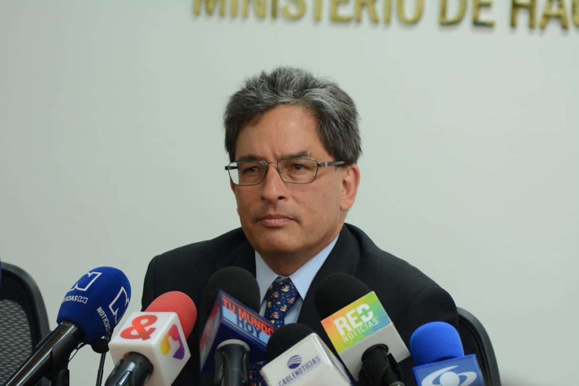 El ministro de Hacienda, Alberto Carrasquilla, reveló detalles del contenido de la nueva Reforma Tributaria que prepara el Gobierno.