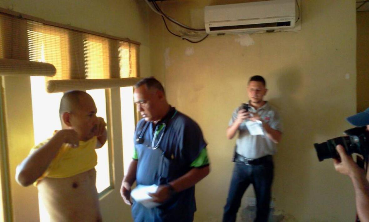 'Lobo feroz' fue deportado desde Venezuela