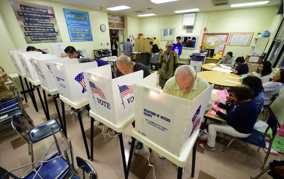 Un país más dividido que antes después de las elecciones — Estados Unidos