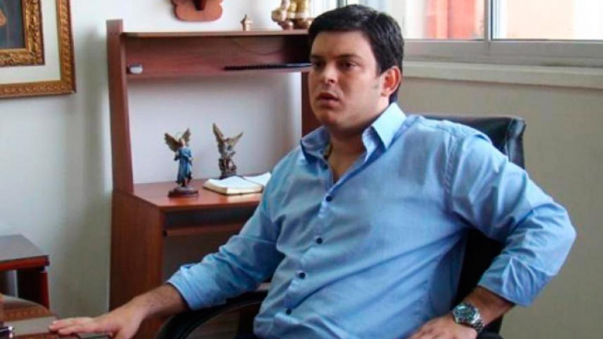 Alejandro Lyons Muskus, exgobernador de Córdoba