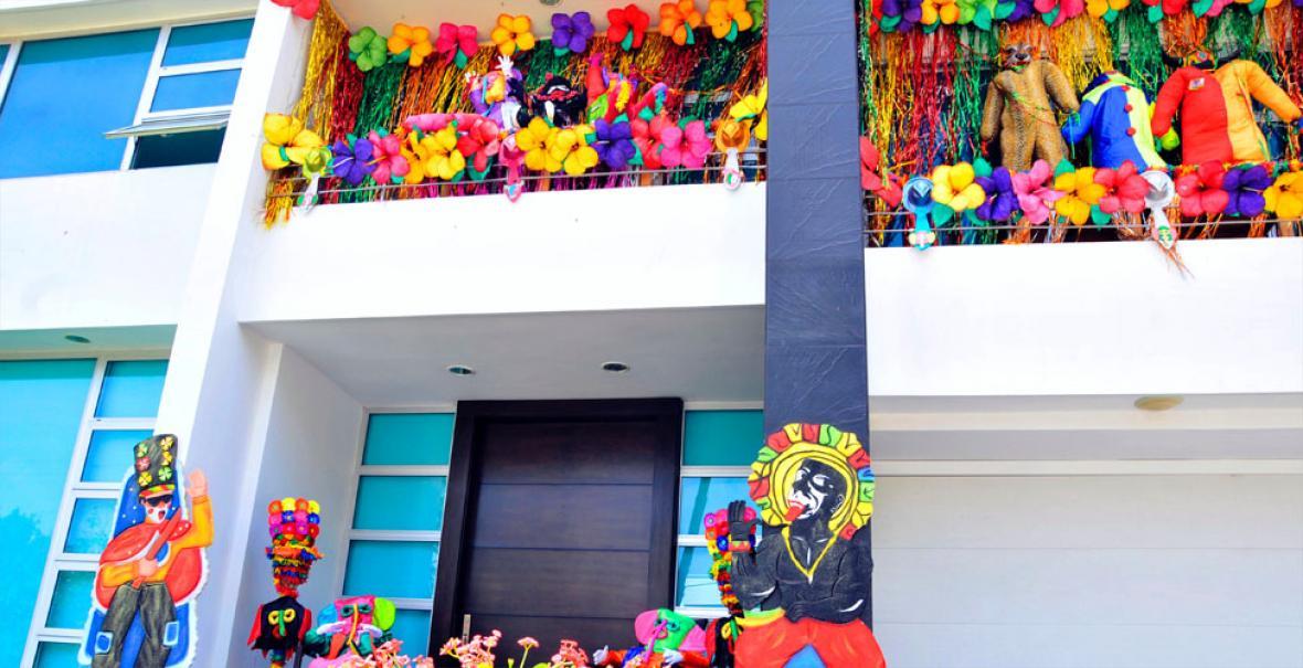 Barranquilla Y Su Original Disfraz El Carnaval El Heraldo
