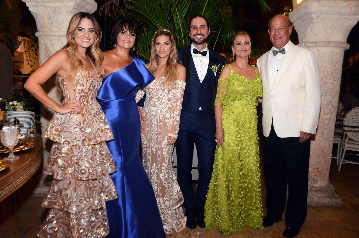 1e6df3bc Matrimonio Arteta Chapman - Barakat De Biase | El Heraldo