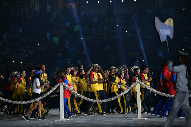 Así fue la clausura de los Juegos Centroamericanos y del Caribe