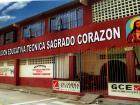 Fachada de la institución educativa de Soledad.