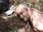 'Otoniel' cuando fue capturado por las autoridades.