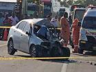 Accidente de tránsito. Imagen de referencia.