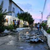 Vendaval: La furia de una tormenta